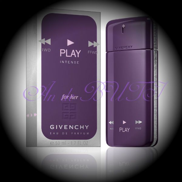Givenchy Play for Her Intense 75 ml edp