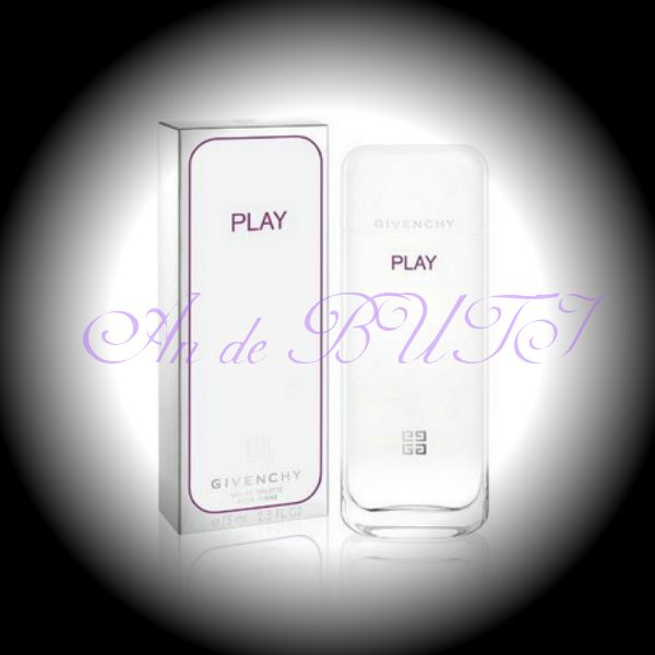 Givenchy Play For Her Eau de Toilette 75 ml edt