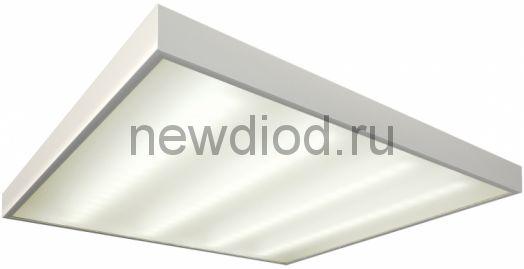 Офисный аварийный светильник TL-ЭКО 48 PR О 5К БАП 2,4