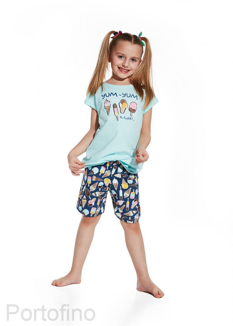787-52 Детская пижама Cornette