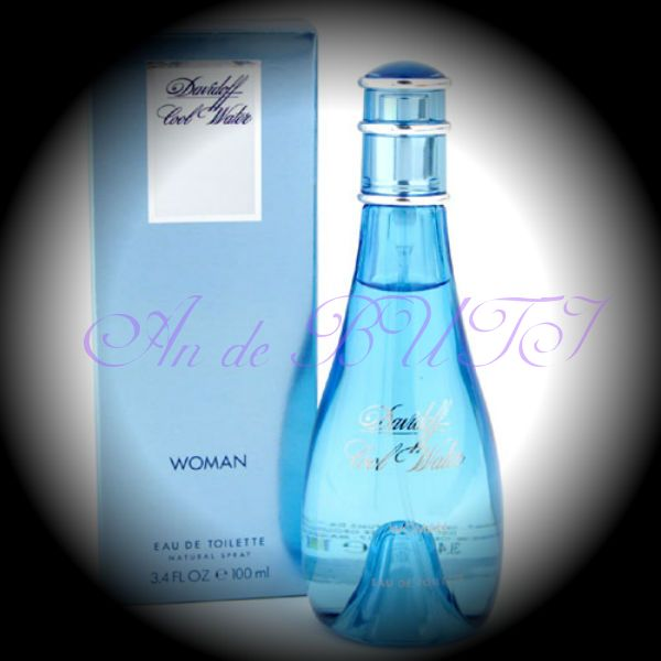 Davidoff Cool Water Woman 100 ml edt