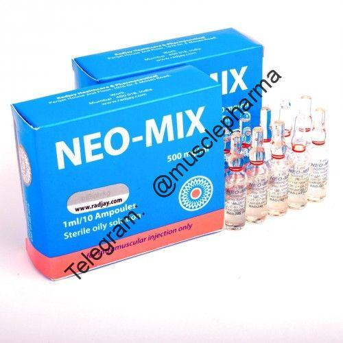 NEO-MIX (Radjay) 500 мг/мл 1 мл * 1 ампула
