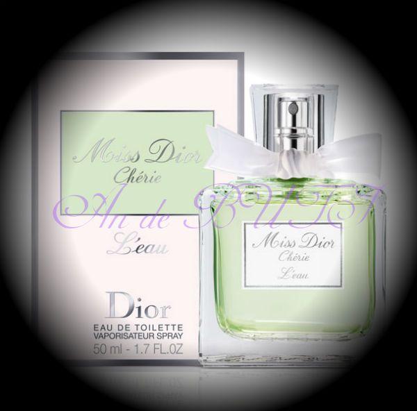 Christian Dior Miss Dior Cherie L'Eau 100 ml edt