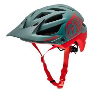 Troy Lee Designs A1 Drone grey-red