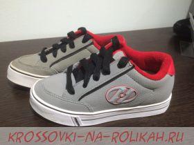 Роликовые кроссовки Heelys Wave 7684