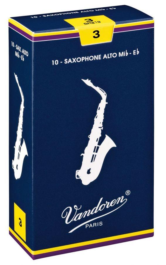 VANDOREN SR2115 Traditional Трость №1,5 для саксофона Альт