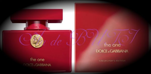 Dolce & Gabbana The One For Women Collector's Edition 75 ml edp