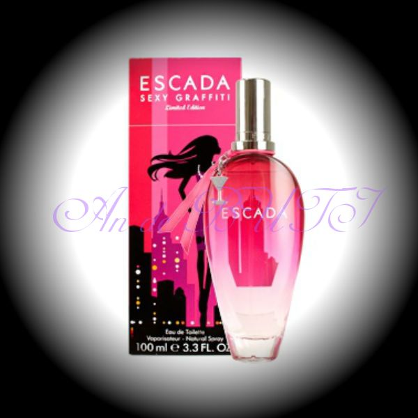 Escada Sexy Graffiti 100 ml edt