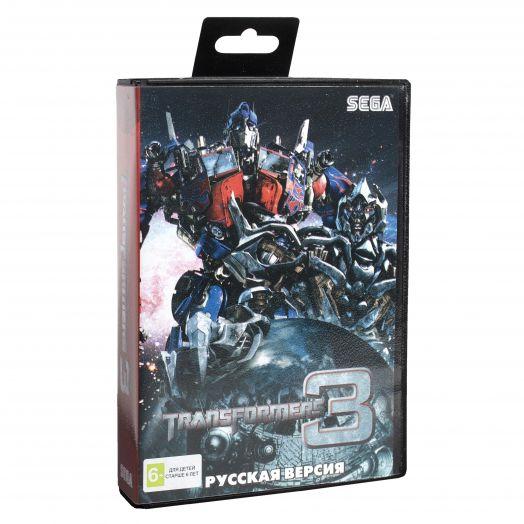 Sega картридж Transformers 3