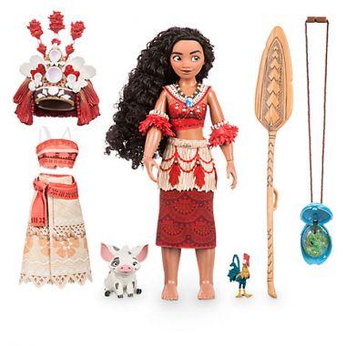 Кукла Моана поющая набор Дисней