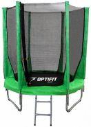 Батут Optifit  Jump 8 FT Зеленый