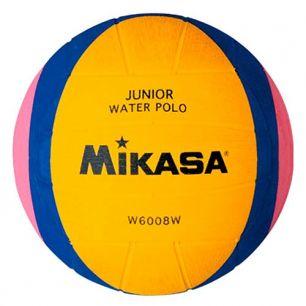 Мяч для водного поло юниорский Mikasa W6008W (р.2)