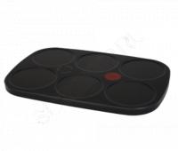 Панель жарочная для блинницы Тефаль (TEFAL) (6 блинов) моделей PY6001, PY6044.     TS-01018791