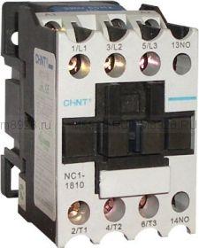 Контактор NC1-1810 230V