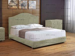 Кровать Simple Box с изголовьем Universal-L №1 Mr.Mattress