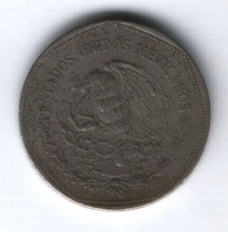 5 песо 1980 г. Мексика