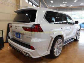 Спойлер альтернативный средний (Тип 2) для  Lexus LX 2015-