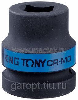 """Головка торцевая ударная четырехгранная 1"""", 17 мм, футорочная KING TONY 851417M"""