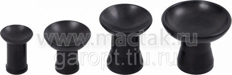 Сменные насадки для машинки 103-13005C, 4 предмета МАСТАК 103-13005P01