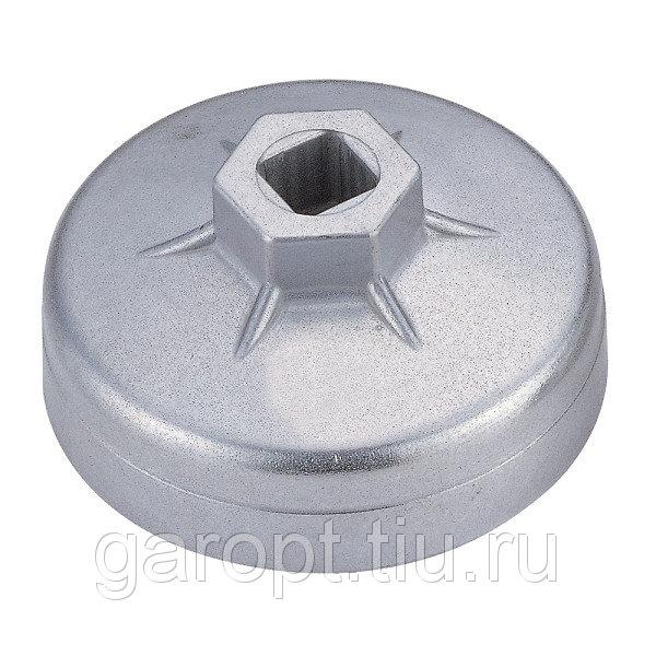 Съёмник масляных фильтров, 84 мм, 18 граней, торцевой МАСТАК 103-44184