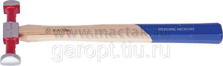 Молоток рихтовочный №6 МАСТАК 117-10006