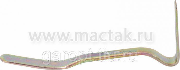 Монтировка фигурная, 410 мм МАСТАК 116-00410