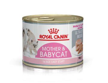 Роял канин Бэбикэт Инстинктив паштет (Mother & Babycat) 195г.