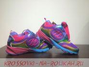 Роликовые кроссовки Heelys Race 770268/5