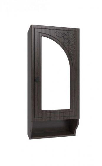 Полка с зеркалом правая СО-4  (к спальне Соня Премиум)