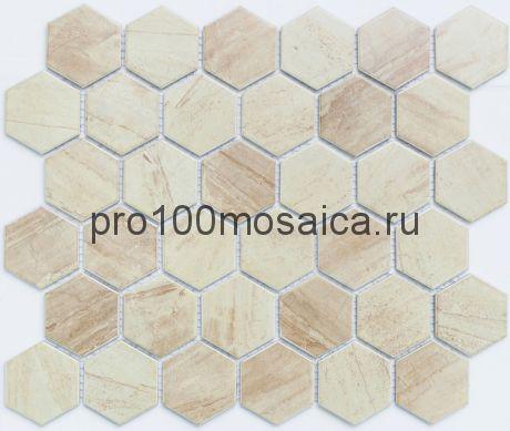 PS5159-11. Мозаика СОТЫ, серия PORCELAIN,  размер, мм: 325*281*5 (NS Mosaic)