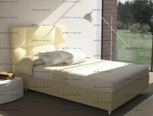 Кровать Fine Box №30 с изголовьем Soft XL Mr.Mattress