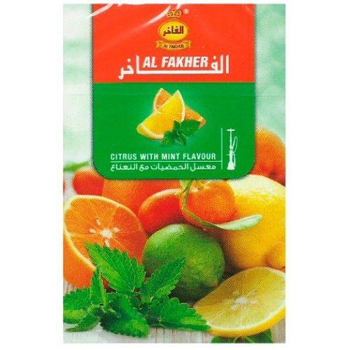Al Fakher Citrus Mint