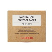 Natural Oil Control Paper Салфетки матирующие  50шт