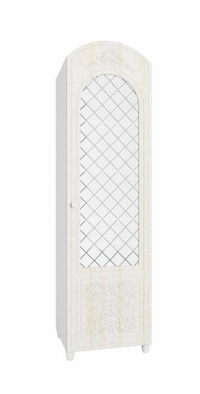 Стеллаж-стекло СО-14  (к спальне Соня Премиум)