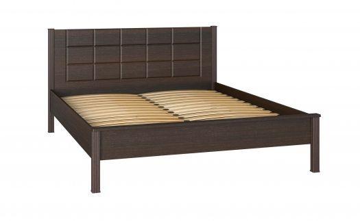 Кровать двуспальная ИЗ-01 без ламелей