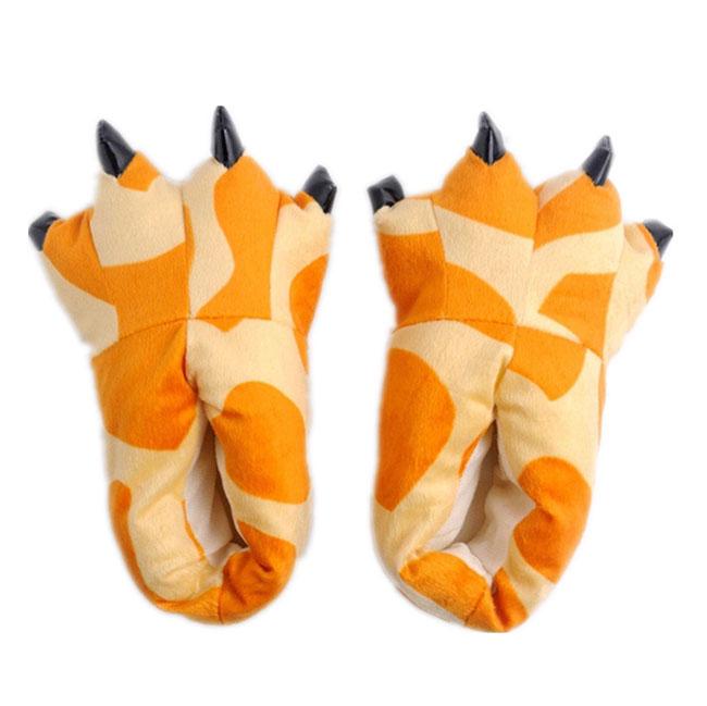 Тапочки Кигуруми Жираф