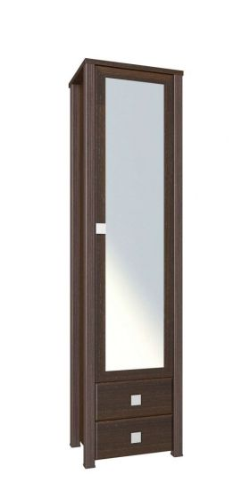 Шкаф-пенал с зеркалом ИЗ-17