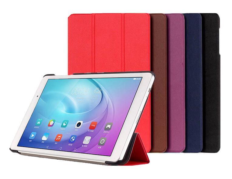 Чехол SMARTBOOK для планшета Huawei MediaPad T2 10.0 Pro (5 цветов)