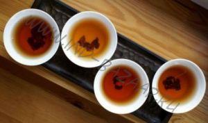 Свежий чёрный чай из Индии в красивом подарочном мешочке (Москва)