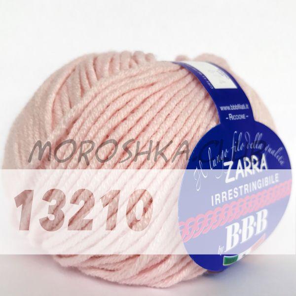 Бледно-розовый Zarra BBB (цвет 13210)