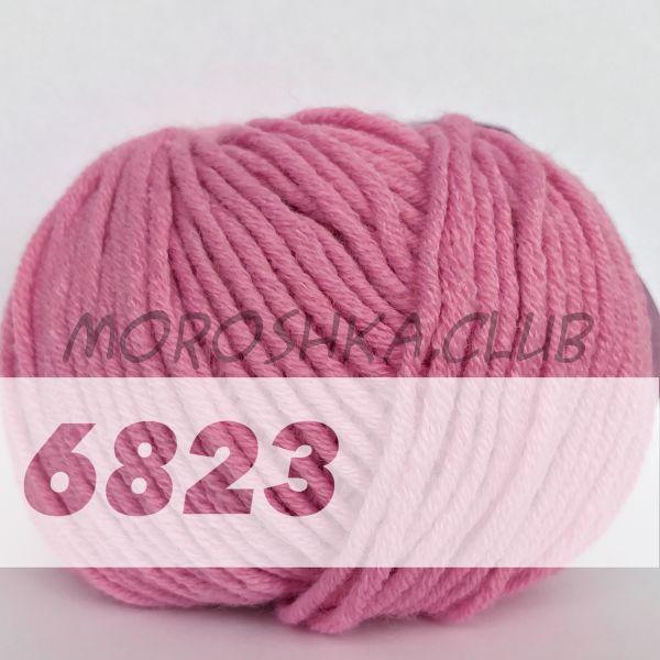 Розовый Zarra BBB (цвет 6823)