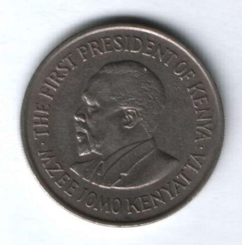 1 шиллинг 1975 г. Кения XF