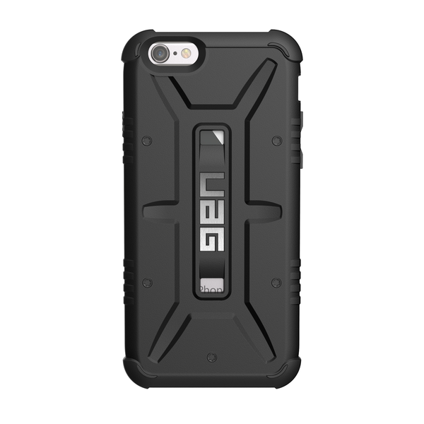 UAG COMPOSITE CASE ДЛЯ IPHONE 7/8 (Black)