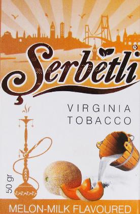 Serbetli Melon-Milk (Дыня с молоком)