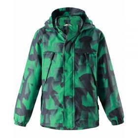 Детская Куртка для мальчика утепленная арт.721707R-8811 / Lassie