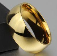 Мужское кольцо 8 мм.
