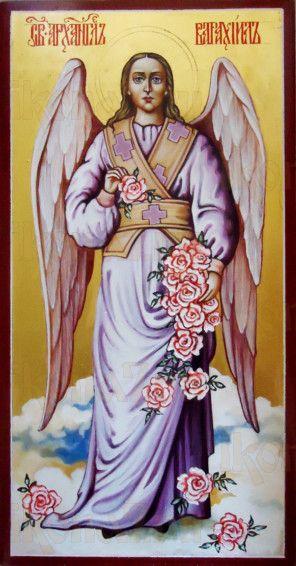 Варахиил Архангел (мерная икона)