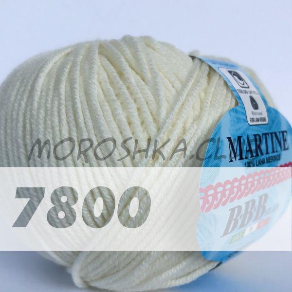 Молочный Martine BBB (цвет 7800)