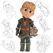 Кукла Кристофф в детстве Дисней