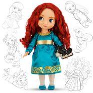 Кукла Мерида в детстве Дисней